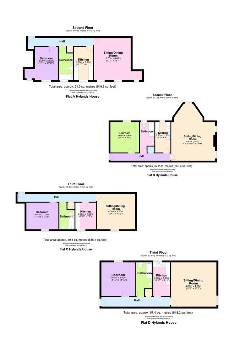 4 x Flats @ Hylands House.jpg